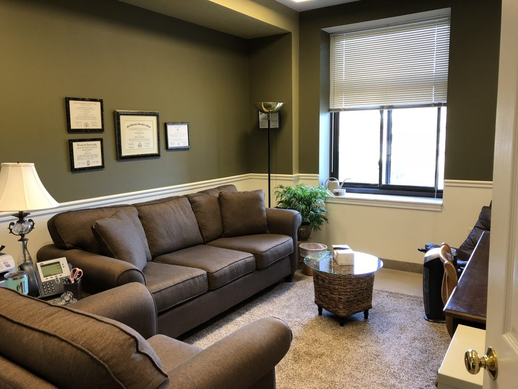 Rochester New York - Psychotherapy Services - Office
